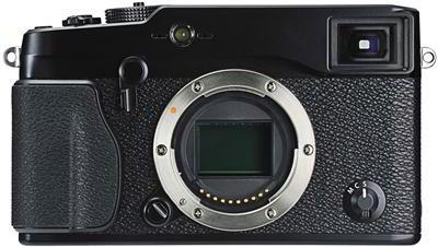 X-Pro1 front